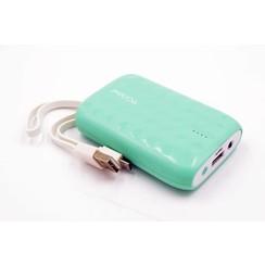 Proda Power Pack 10000 mAh - Blauw  (8719273223628)