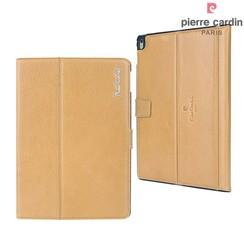 Pierre Cardin Apple Goud Book Case Tablet voor iPad  9.7 inch (2017)