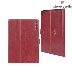 Pierre Cardin Apple Red Book Case Tablet for iPad  9.7 inch (2017)
