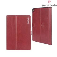 Pierre Cardin Apple Rood Book Case Tablet voor iPad 9.7 inch (2017)