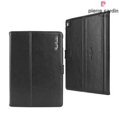 Pierre Cardin Apple Zwart Book Case Tablet voor iPad 9.7 inch (2017)