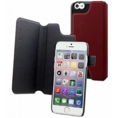 Book-Case Muvit Rot - Apple  iPhone 6/6S + (3663111007732)
