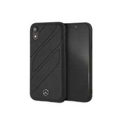 Mercedes-Benz hard case for iPhone XR - Black (3700740438107)