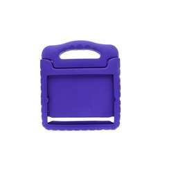 Apple Purple Back Cover Tablet for iPad 2-3-4