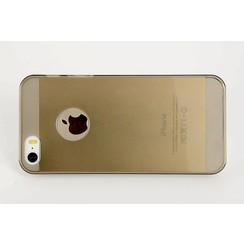 Apple iPhone 5C - iPh 5C - Un1Q v2 Flip coque - rose