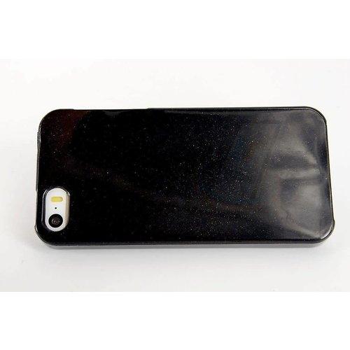 Andere merken Backcover voor Apple iPhone 5G/5S - Zwart
