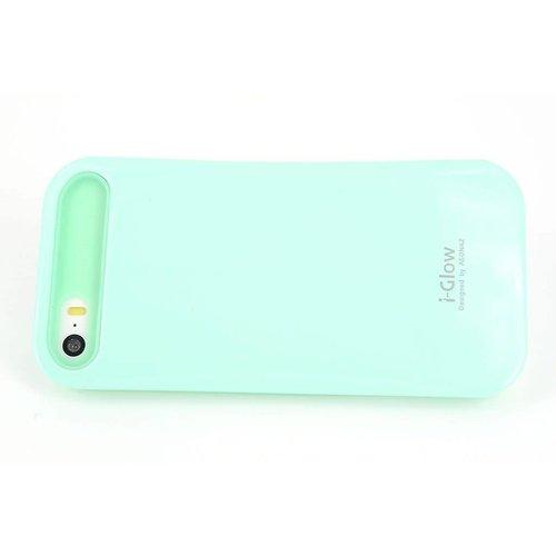 Andere merken Backcover voor Apple iPhone 5 - Groen