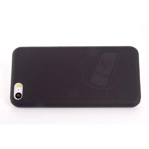Andere merken Backcover voor Apple iPhone 5 - Zwart