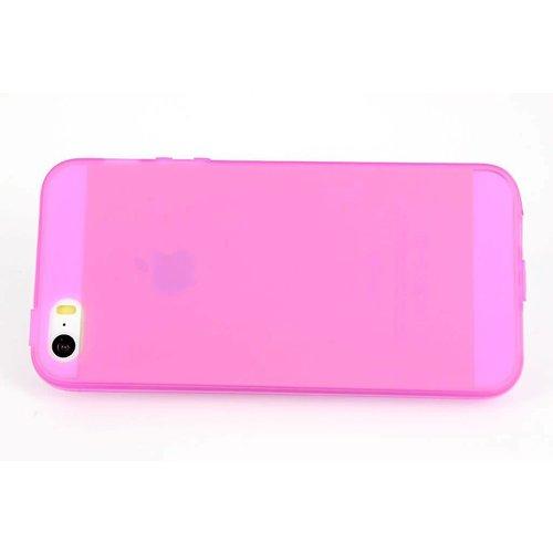 Andere merken Backcover voor Apple iPhone 5 - Paars
