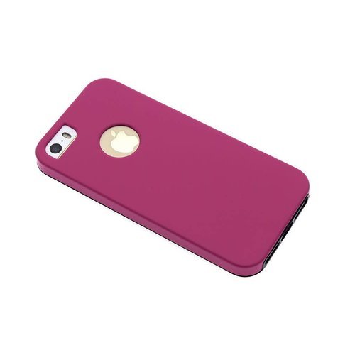 Andere merken Backcover voor Apple iPhone 5 - Hot Pink