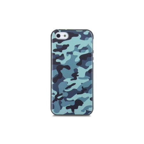 Andere merken Backcover voor Apple iPhone 5 - Camouflage