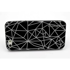 Silicone case Black - Apple iPhone 5G/S/SE (8719273225981)