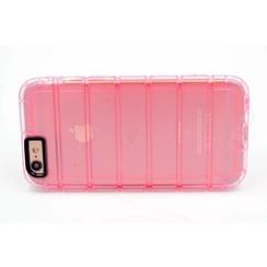 Apple iPhone 6/6S - Silicone coque - rose (8719273222805)