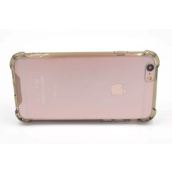 Silicone coque Feiying - Apple iPhone 6/6S (8719273234525)