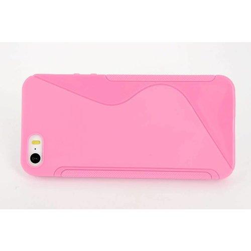 Andere merken Backcover voor Apple iPhone 5 - L Roze