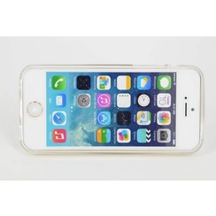 Apple  iPhone 5C - iPh 5C - Thin TPU Silicone coque - Clear