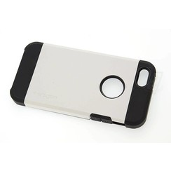 Backcover voor Apple iPhone 5 - Wit