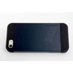 Apple iPhone 5G/SE - iPh 5G/SE - Hard coque - noir