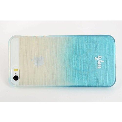 Andere merken Backcover voor Apple iPhone 5 - Blauw