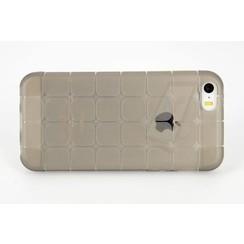 Apple iPhone 5C - iPh 5C - Creative Silicone case - Black