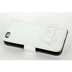 Book case voor Apple iPhone 5C - Wit