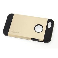 Backcover voor Apple iPhone 5 - Goud