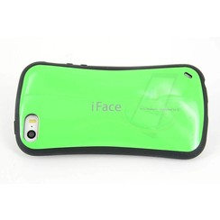 Apple iPhone 5G/SE - iPh 5G/SE - Iface Flip coque - Green