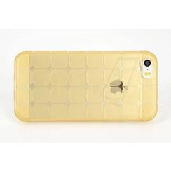 Apple iPhone 5C - iPh 5C - Creative Silicone case - Gold