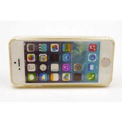 Silicone coque Transparent pour Apple iPhone 5G/S/SE (8719273223390)
