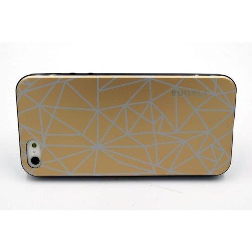 Andere merken Backcover voor Apple iPhone 5 - Goud