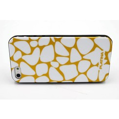 Silicone case White - Apple iPhone 5G/S/SE (8719273226230)