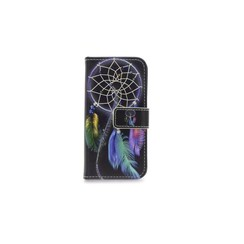 Apple iPhone 5/5s/SE Card holder Print Book type case for iPhone 5/5s/SE Magnetic closure