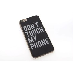 TPU Coque pour Apple iPhone 6/6S + - Print 1 (8719273242872)