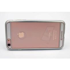 Apple iPhone 6/6S + - Silicone coque - argent (8719273213377)