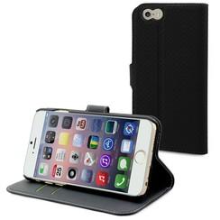 muvit Book case voor Apple iPhone 6 Plus - Zwart
