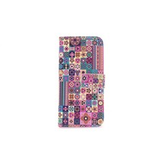 Apple iPhone 6/6S Card holder Print Book type case for iPhone 6/6S Magnetic closure