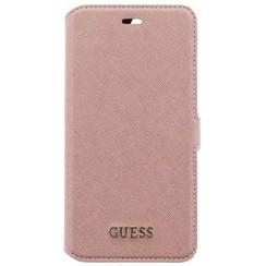 Housse coque Saffiano Collection iPhone 7/8 Plus marron (3700740386644)