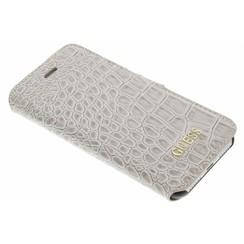 Housse coque Croco iPhone 7/8 Plus gris (3700740386866)