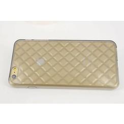 Apple iPhone 6/6S + - iPh 6/6S + - Diamanten Flip coque - noir