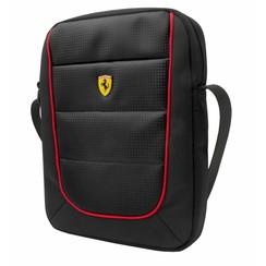 Ferrari universel 10 inch  Noir Scuderia Tablet sac - Sport