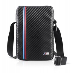 BMW universel 10 inch Tricolor Carbon Tablet sac - Sport