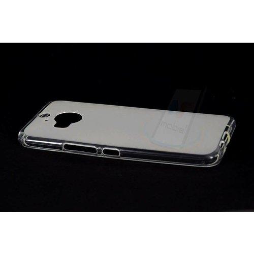 Andere merken Backcover voor HTC One M9 PLUS - Transparant