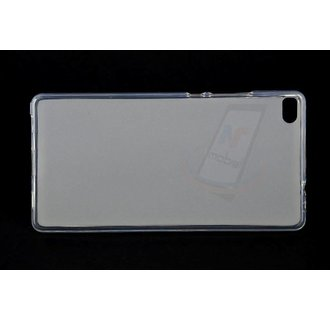 Backcover voor Ascend P8 - Transparant
