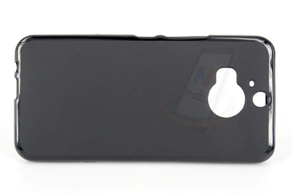 Backcover voor HTC One M9 PLUS - Zwart