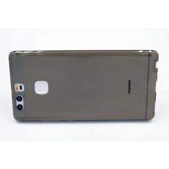 Huawei Ascend P9 - Silicone case - Black (8719273218167)