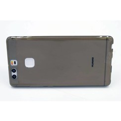 Huawei Ascend P9 - Silicone coque - noir (8719273218167)