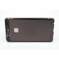 Huawei Ascend P9 plus - Silicone case - Black (8719273218204)