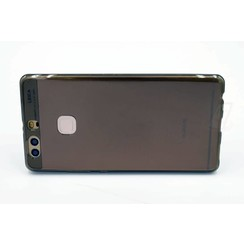 Huawei Ascend P9 plus - Silicone coque - noir (8719273218204)