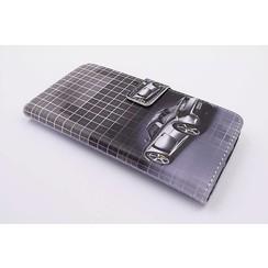 Huawei  P8 Titulaire de la carte Print Book type housse - Fermeture magnétique