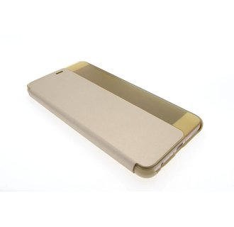 Huawei  P10 Plus Card holder Gold Book type case for  P10 Plus Magnetic closure